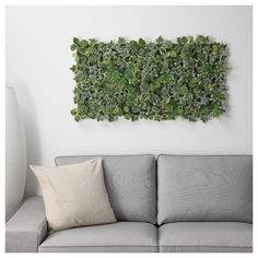 IKEA - FEJKA Artificial plant wall mounted, indoor/outdoor green