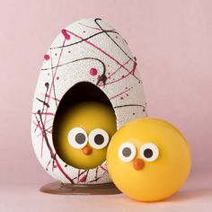 Sneaky Milk Chocolate Egg
