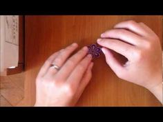 Quilling - Floare - Tutorial 3 - AidaCrafts