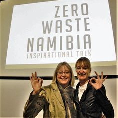 Out if words to express my gratitude to Christina. After reading #zerowastehomebook she decided to launch @zerowastenamibia and bring me to Namibia to share my lifestyle. Five days filled with interviews visits of unpackaged stores the recycling center talks in schools two sold out events and a hospitality that Léo and I will never forget! #zerowastehome #zerowaste #zwhtour #zerowastenamibia #zerodechet #ZWH