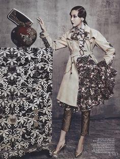 Vogue Korea Haute cRafts, January 2014