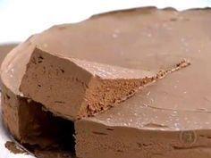 Doce preguiça (Torta de chocolate)