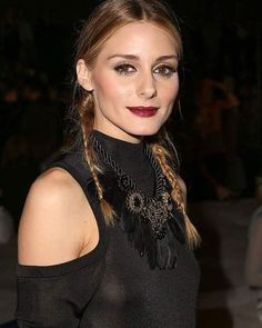 The Olivia Palermo Lookbook : Olivia Palermo at Paris Fashion Week,