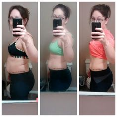 March 9th to April 25th using plexus triplex combo. 10lbs down and much healthier :)