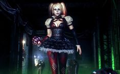 Today we have two new clips from Batman: Arkham Knight showing off two playable characters in the upcoming action game from Rocksteady Studios and WBIE. The game releases on 23 June for the PC, Xbox One and Batman Gif, Batman Games, Batman Arkham Knight, Harley Quinn Et Le Joker, Playstation, Es Der Clown, Ps4 Or Xbox One, Gaming, Fashion Styles