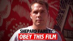 'Obey This Film', A Short Documentary About Street Artist Shepard Fairey IN123