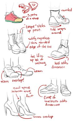 The Redline Station — Do you have any references for drawing feet/shoes. drawing reference 25 + › The Redline Station — Do you have any references for drawing feet/shoes… Drawing Reference Poses, Anatomy Reference, Hand Reference, Drawing Techniques, Drawing Tips, Drawing Tutorials, Body Drawing Tutorial, Fashion Drawing Tutorial, Drawing Lessons