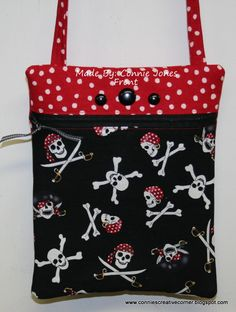 Run Around Bag by Lazy Girl Designs.  I made this one for me.