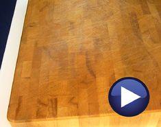 Cuidado de la madera en la cocina