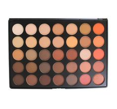 35O - 35 COLOR NATURE GLOW EYESHADOW PALETTE Makeup Geek Eyeshadow Palette, Taupe Eyeshadow, Makeup Morphe, Eye Palette, Morphe Palette, Dior Lipstick, Velvet Lipstick, Eye Makeup Steps, Blue Eye Makeup