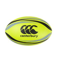 Practice Rugby Ball - Yellow - Canterbury North America