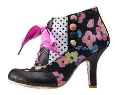 Zapato Colores  Irregular Choice #ZapatosMujer #ModaCalzado #AmazonModa #Outfit #Fashion #Tacones #ModaOtoñoInvierno #IrregularChoice