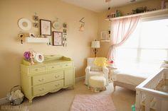 Beautiful Nursery for a girl