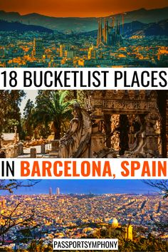 Not sure what to do in Barcelona this winter? Then check out this amazing local's guide to Barcelona! It's filled with 20 amazing things to do in Barcelona this summer! You'll even get expert Barcelona tips about where to go in Barcelona and what to do in Barcelona if you're planning a Barcelona itinerary this summer. Because between Park Guell, La Sagrada Familia, and La Rambla, there are a ton of amazing things to do in Barcelona right now!