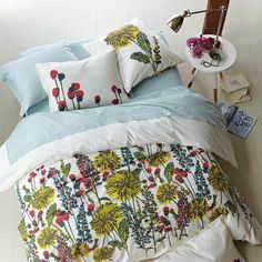 West Elm...on sale now! If only my husband loved flowers as much as I do ;)