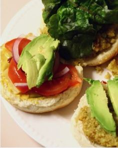 Homemade Quinoa Burgers - These vegetarian burgers are made with quinoa and hold together well. If you want a new quinoa recipe to try that is not just a side dish, this one is it!