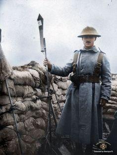 Fotos colorizadas trazem Primeira Guerra à vida 14