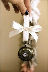 """Boutonniere Unique Steampunk Pocket Watch Love Timepiece """" Wedding ..."""