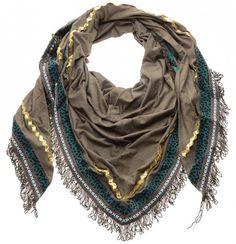 sjaal ibiza style