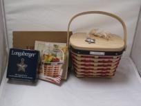 Longaberger Hostess Appreciation year 2001 basket