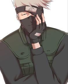 Kakashi Hatake, Naruto Boys, Naruto And Sasuke, Anime Naruto, Naruto Sketch Drawing, Ninja, Satsuriku No Tenshi, Cute Kawaii Drawings, Hot Anime Guys