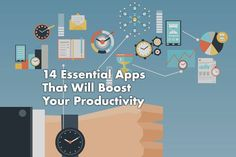 14 Best Productivity Apps That Are Essential