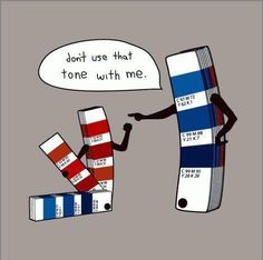 Pantone // Humor #Color