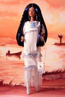 Barbie Dolls of the World - Native American 1993