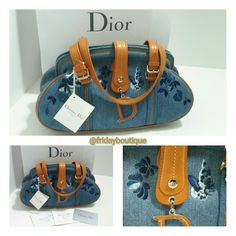 New Dior Handbag 'Rare' New handbag - Have matching shoes in size 39.5 Dior Bags