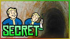 Fallout 4 - INSANE SECRET FALLOUT CAVE! (Fallout 4 Secret Locations)