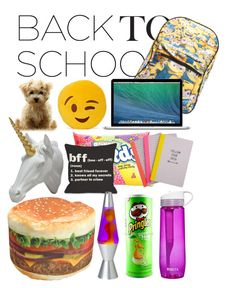 """""""Back to School"""" by souafilipaads ❤ liked on Polyvore featuring interior, interiors, interior design, home, home decor, interior decorating, One Bella Casa, Lava Lite, Brita and Wet Seal"""