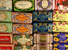 Porto Shopping - bath soaps from Portugal