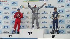 Piloto paraibano disputa vice-campeonato do campeonato brasileiro de Fórmula 3