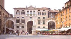 Piazza dei Signori - Verona,  Veneto Italy