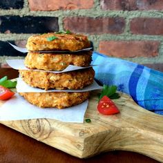 Acorn Squash Fritters with Spinach, Sun-dried Tomatoes, and Mozzarella