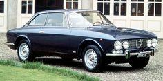 The Original 1960s Alfa Romeo 2000 GTV Was a Mini Exotic