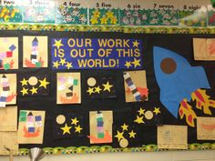 Space Bulletin Board: Our Work is Out of this World!