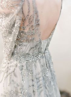 Pale Blue Oceanside Bridal Inspiration: Long Lost Love at Sea
