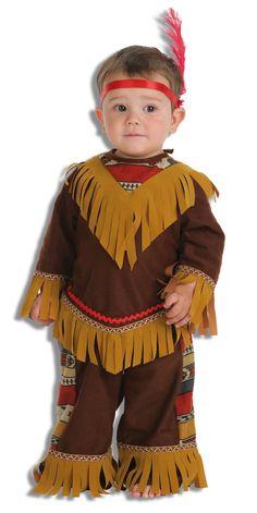trajes de indio para niños - Buscar con Google                                                                                                                                                                                 Más