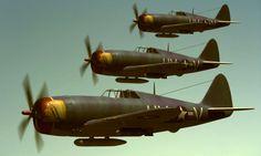 P47 Thunderbolt formation. by Emigepa on DeviantArt