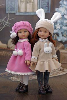 Как шить колготки куклам из гольф, многие, думаю, уже видели. А я хочу показать, как сшить колготки на куклу ростом