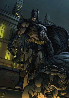 Batman | Alvaro Jimenez
