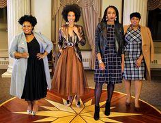 Fab Four Fashion: Fall For eShakti Part 2 #fabfourfashion #eshakti #plussizeclothing #tallwomensclothing