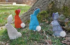 Resweater: It's Tutorial Tuesday! Make an adorable Easter finger puppet!