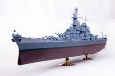 TRUMPETER 1/200 USS Missouri BB-63