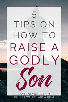 Do you want to raise a godly son and is a man of character? Discover how to raise godly boys who love the Lord and live for God in all areas of their life. || Kaylene Yoder #parenting #chiristanparenting #parentingtips #boymom Parenting Articles, Parenting Books, Gentle Parenting, Parenting Tips, Peaceful Parenting, Prayer For My Children, Bible Study For Kids, Christian Kids, Christian Families