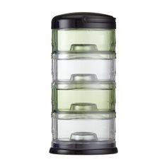 Packin' Smart 4 Tier Stackable Essentials - Green