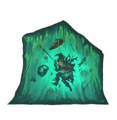 Dire gelatinous cube by BryanSyme on DeviantArt