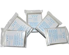 Emergency Mylar Thermal Blankets 5 10 15 20 Packs 5Pack -- Click on the image for additional details.