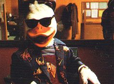 Howard the Duck!